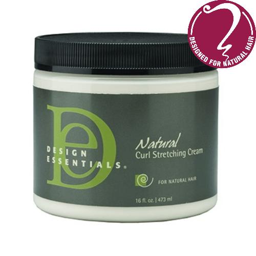 Design Essentials Natural Curl Stretching Cream 16oz Devada