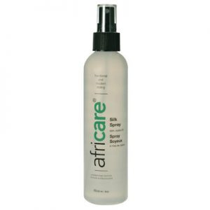 Africare Silk Spray with Jojoba Oil