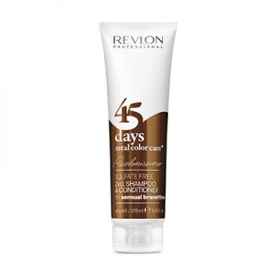REVLON 45 days total color care Sensual Brunettes