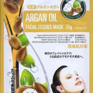argan oil face mask