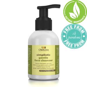 Okhora Naturals Simplistic Gentle Face Cleanser