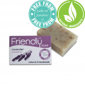 Friendly Soap Lavender Soap