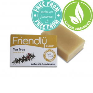 Friendly Soap Tea Tree Soap