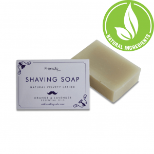 Friendly Soap Shaving Soap