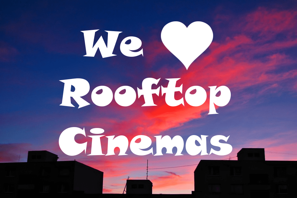 rooftop cinema tickets