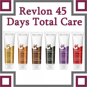 Revlon 45days Total Colour