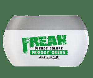 Freak Color Froggy Green