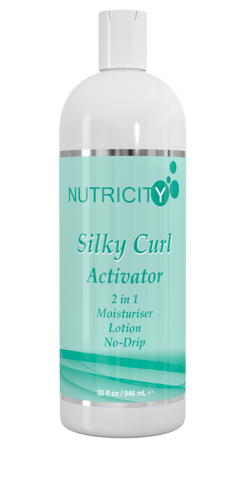 Nutricity Silky Curl Activator 32 Oz Devada